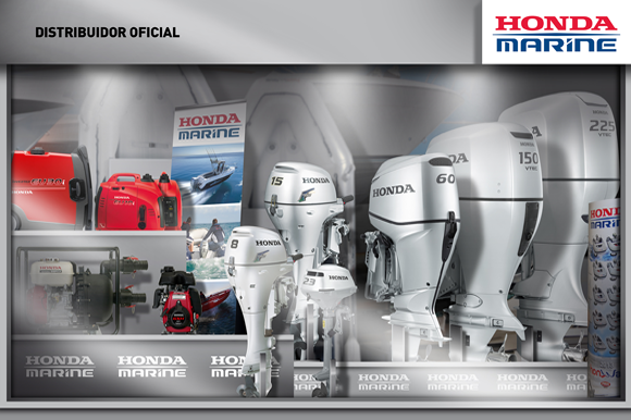Distribuidor Oficial Honda Marine