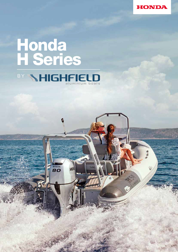Catálogo Honda H Series by Highfield 2020 ESP