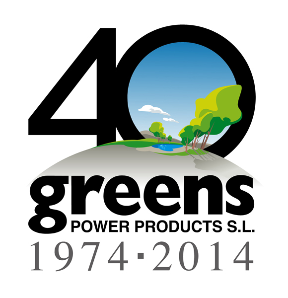 40 Aniversario Greens Power Products
